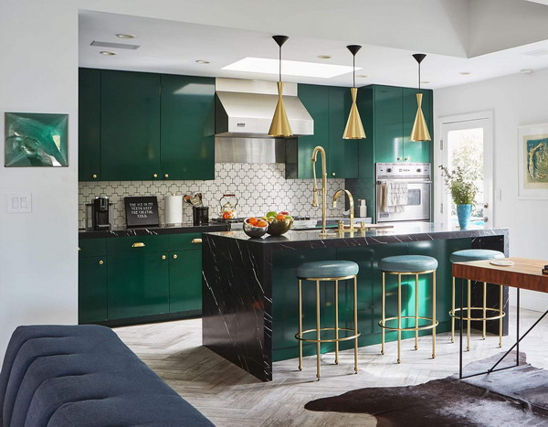TOP 7 Kitchen Interior Design Trends 2021 - NewInteriorTrends